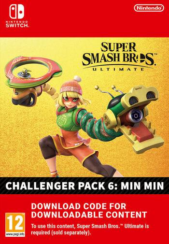Super Smash Bros. Ultimate - Challenger Pack 6: Min Min (DLC) (Nintendo Switch) eShop Key EUROPE