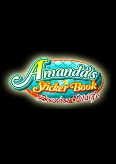 Amanda's Sticker Book 2 - Amazing Wildlife Steam Key GLOBAL