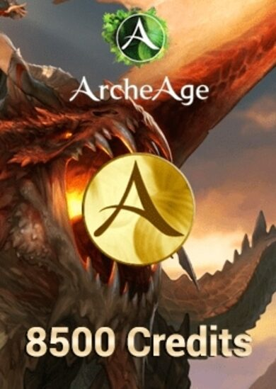 ArcheAge - 8500 Credits Pack Key GLOBAL
