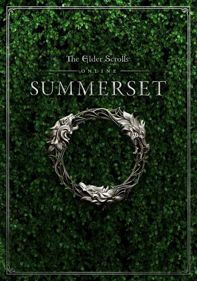 The Elder Scrolls Online: Summerset (Upgrade DLC) Official website Key GLOBAL