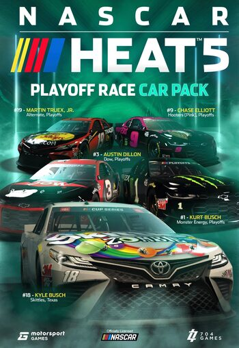 Nascar Heat 5 Playoff Pack (DLC) Steam Key GLOBAL