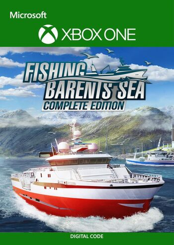 Fishing: Barents Sea Complete Edition XBOX LIVE Key UNITED STATES