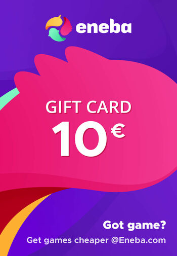 Eneba Gift Card 10 EUR GLOBAL