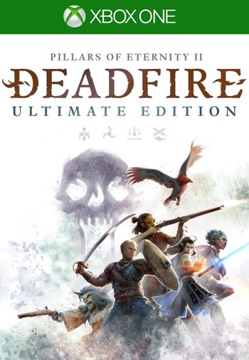 Pillars of Eternity II: Deadfire - Ultimate Edition (Xbox One) Xbox Live Key UNITED STATES