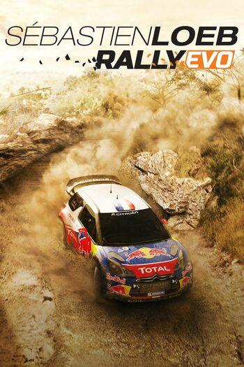 Sebastien Loeb Rally Evo Steam Key GLOBAL
