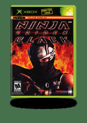 Ninja Gaiden Black Xbox