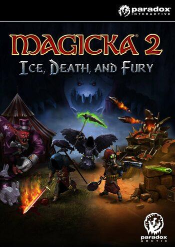 Magicka 2 - Ice, Death and Fury (DLC) Steam Key GLOBAL