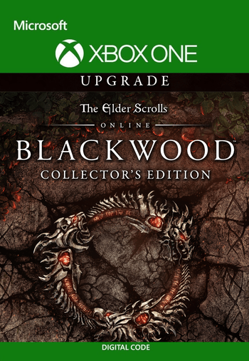 The Elder Scrolls Online - Blackwood Collector's Edition Upgrade (DLC) XBOX LIVE Key UNITED STATES
