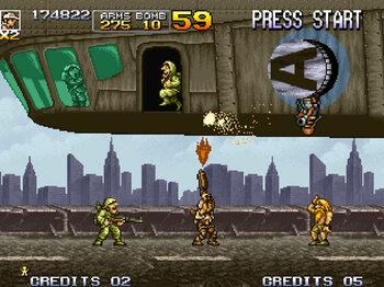 Metal Slug 4 Xbox