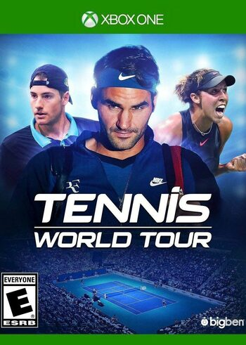 Tennis World Tour (Xbox One) Xbox Live Key UNITED STATES