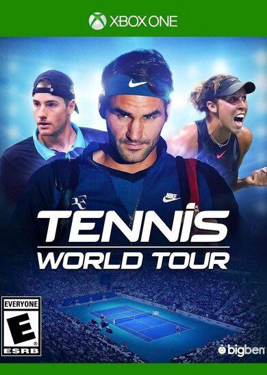 Tennis World Tour (Xbox One) Xbox Live Key UNITED STATES