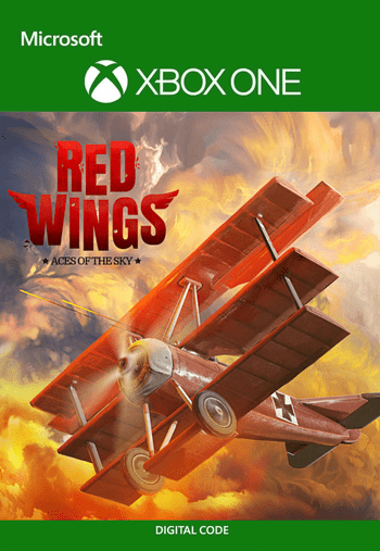 Red Wings: Aces of the Sky XBOX LIVE Key GLOBAL