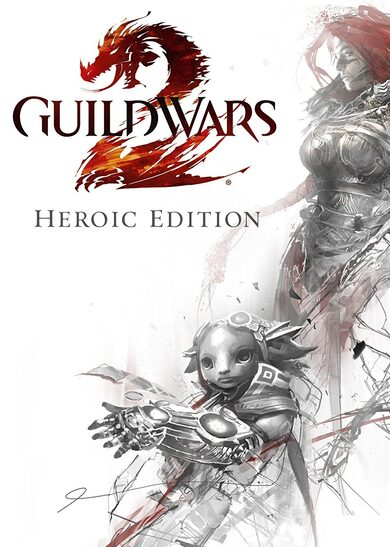 Guild Wars 2 (Heroic Edition) Official website Key EUROPE