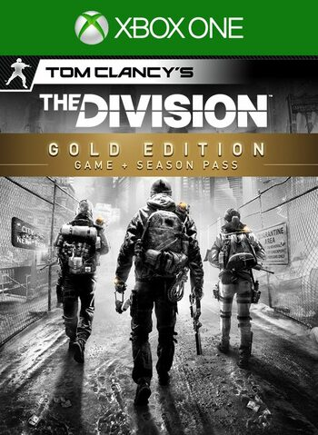 Tom Clancy's The Division  (Gold Edition) (Xbox One) Xbox Live Key UNITED STATES
