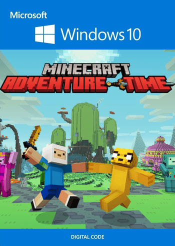 Minecraft Adventure Time Mash-up (DLC) - Windows 10 Store Key EUROPE
