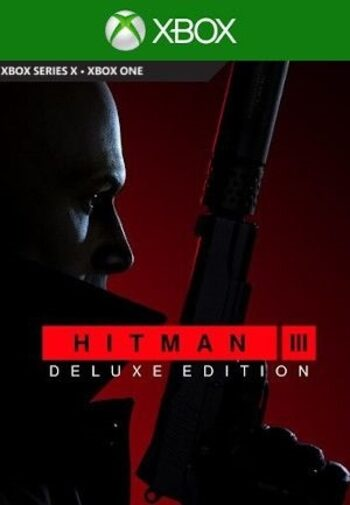 HITMAN 3 – Deluxe Edition XBOX LIVE Key GLOBAL