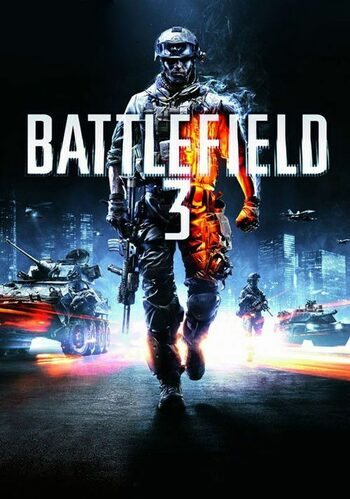 Battlefield 3 Origin Key GLOBAL