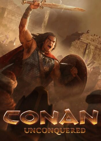 Conan Unconquered Clave Steam GLOBAL