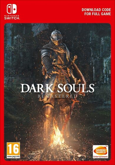 Dark Souls: Remastered (Nintendo Switch) eShop Clave EUROPA