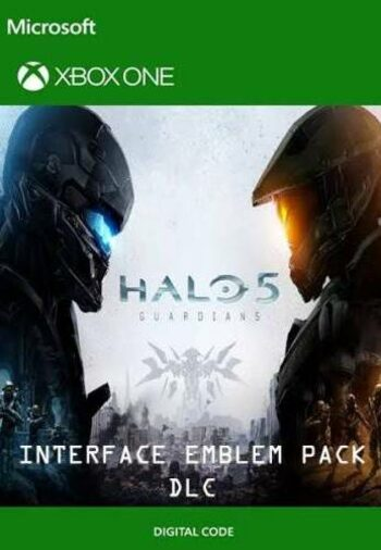 Halo 5: Guardians - Interface Emblem Pack  (DLC) (Xbox One) Xbox Live Key GLOBAL
