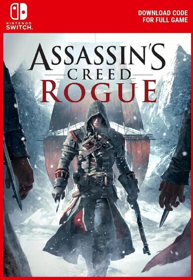 Assassin's Creed: Rogue (Nintendo Switch) eShop Key GLOBAL