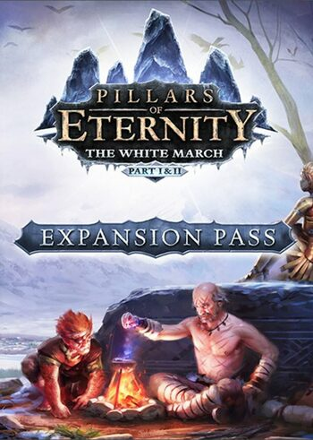 Pillars of Eternity: The White March - Expansion Pass (DLC) Steam Key GLOBAL
