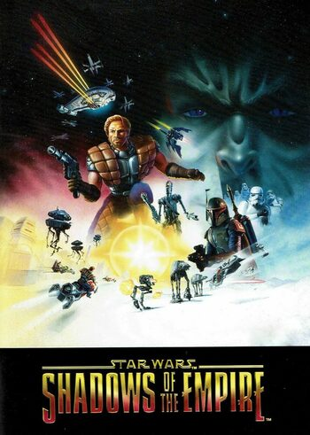 Star Wars: Shadows of the Empire Steam Key GLOBAL