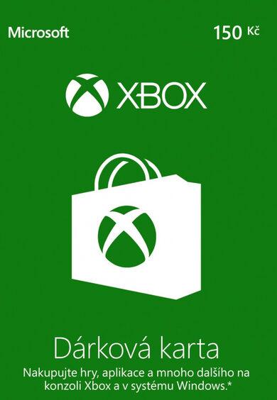 Xbox Live Gift Card 150 CZK (CZ) Xbox Live Key CZECH REPUBLIC