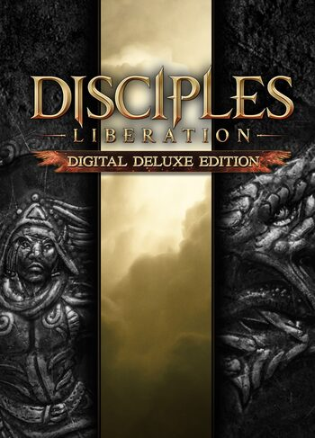 Disciples: Liberation - Deluxe Edition (PC) Steam Key EUROPE