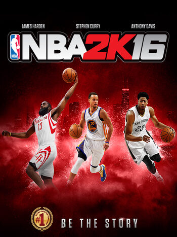 NBA 2k16 Steam Key GLOBAL
