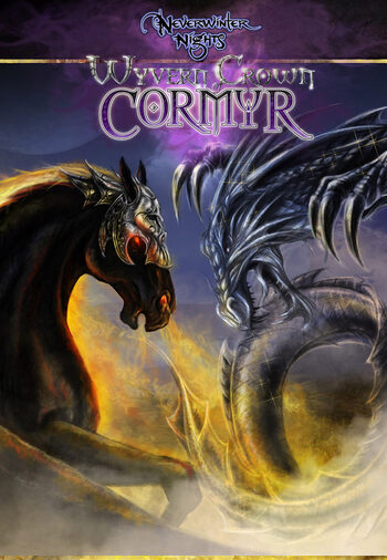 Neverwinter Nights: Wyvern Crown of Cormyr (DLC) Steam Key GLOBAL
