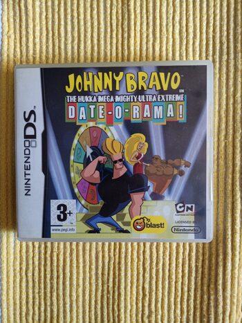 Johnny Bravo in The Hukka-Mega-Mighty-Ultra-Extreme Date-O-Rama! Nintendo DS