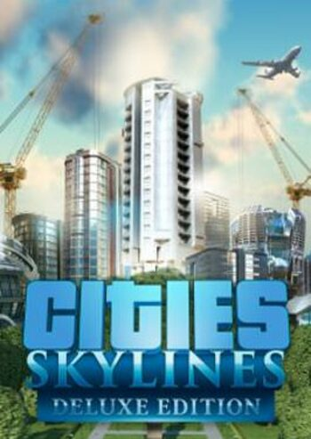 Cities: Skylines (Digital Deluxe Edition) Steam Key GLOBAL