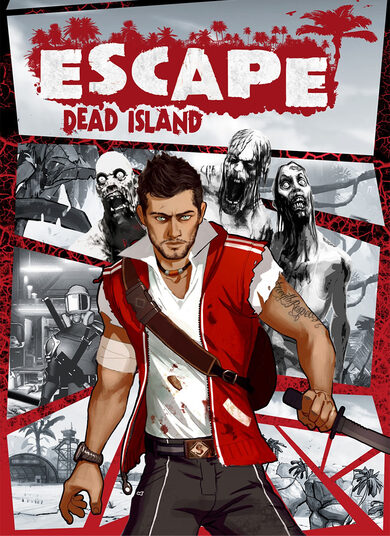 Escape Dead Island Steam Key EUROPE