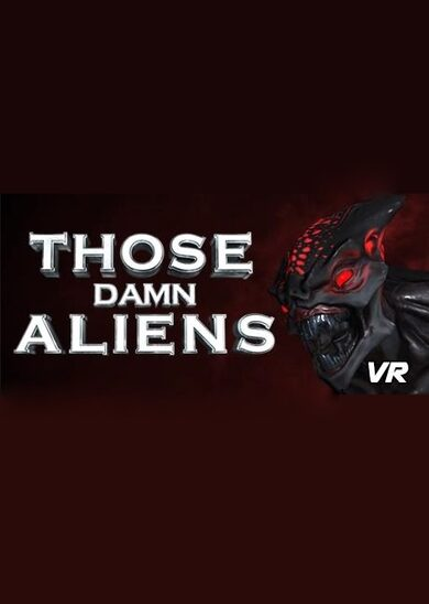 Those Damn Aliens! [VR] Steam Key GLOBAL