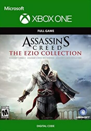 Assassin's Creed: The Ezio Collection (Xbox One) Xbox Live Key UNITED STATES