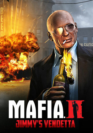 Mafia II - Jimmys Vendetta (DLC) Steam Key EUROPE