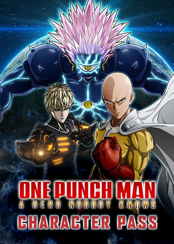 One Punch Man: A Hero Nobody Knows -  Character Pass (DLC) Steam Key GLOBAL