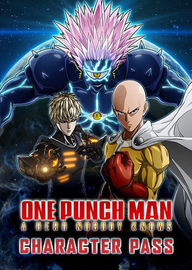 One Punch Man: A Hero Nobody Knows - Character Pass (DLC) Steam Key EUROPE фото