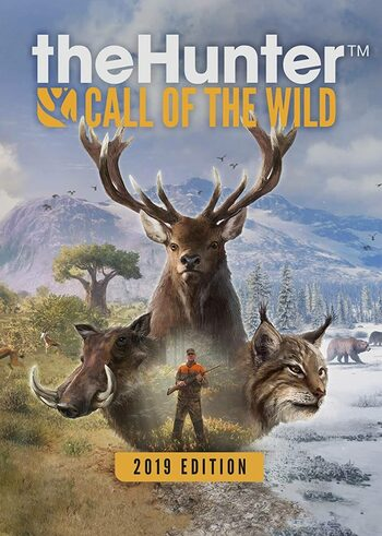 theHunter Call of the Wild (2019 Edition) Steam Key GLOBAL