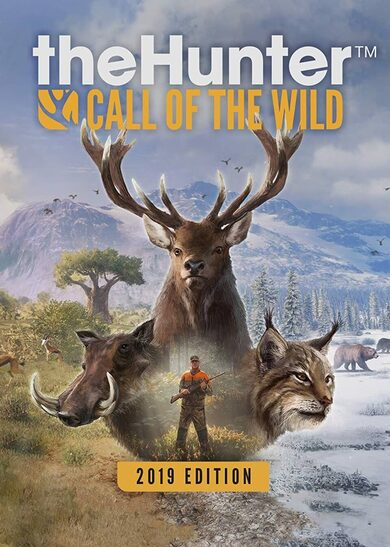 theHunter Call of the Wild (2019 Edition) Steam Key EUROPE