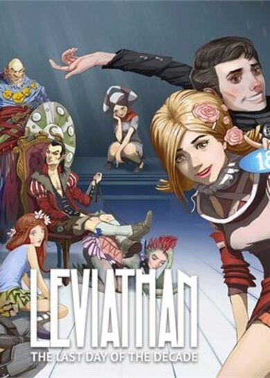 Leviathan: The Last Day of the Decade Steam Key GLOBAL