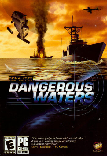 Dangerous Waters Steam Key GLOBAL