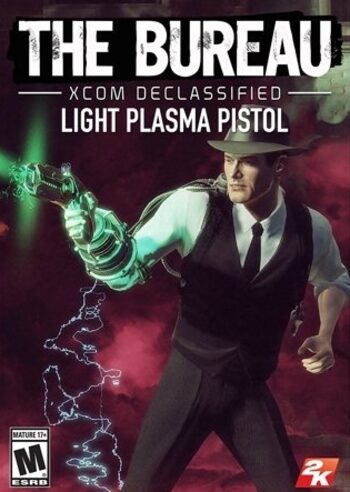 The Bureau: XCOM Declassified - Light Plasma Pistol (DLC) Steam Key GLOBAL