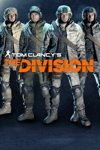 Tom Clancy's The Division - Marine Forces Outfits Pack (DLC) Uplay Key GLOBAL