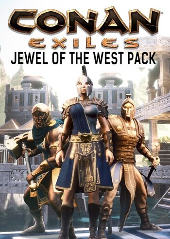 Conan Exiles - Jewel of the West Pack (DLC) Steam Key GLOBAL