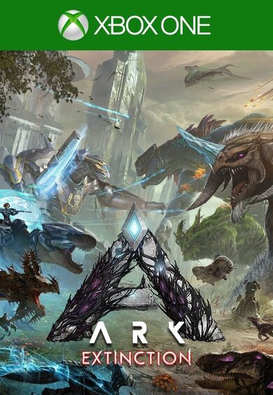 ARK Survival Evolved Extinction Xbox One