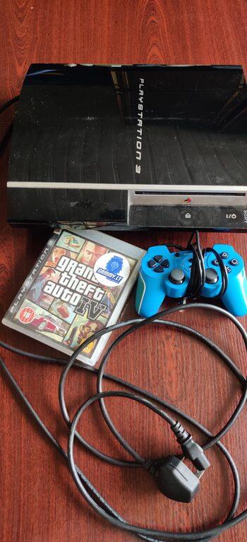 PlayStation 3, Black, 60GB