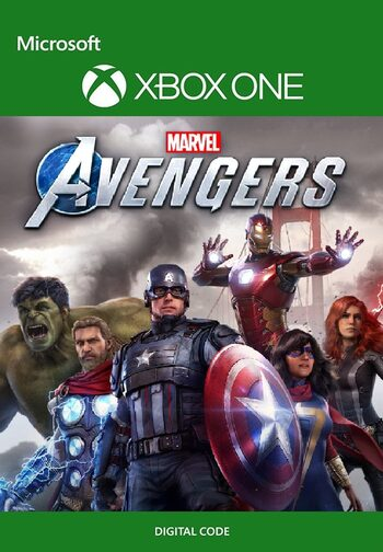 Marvel's Avengers (Xbox One) Xbox Live Key EUROPE