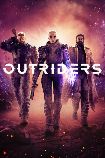 Outriders Steam Key GLOBAL